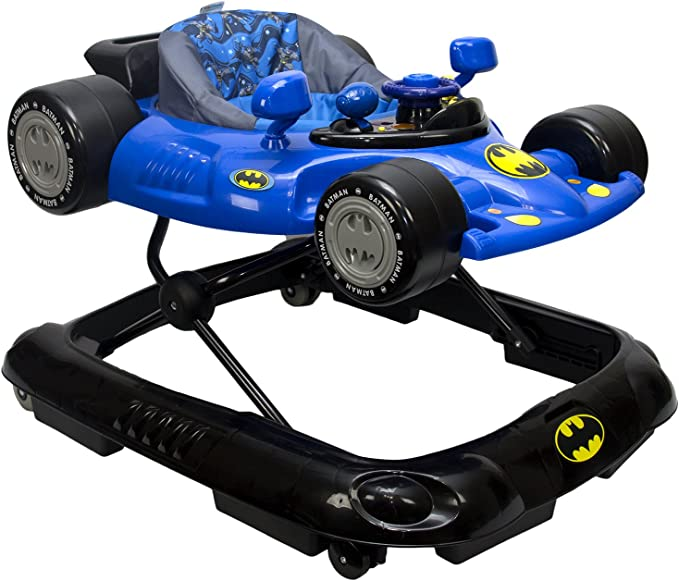 Kids Embrace Batman Walker, Blue