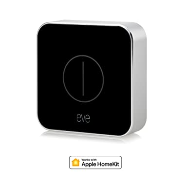 Eve Button - Connected Home Remote, easily command accessories and scenes, compact, portable, Bluetooth Low Energy (Apple HomeKit)