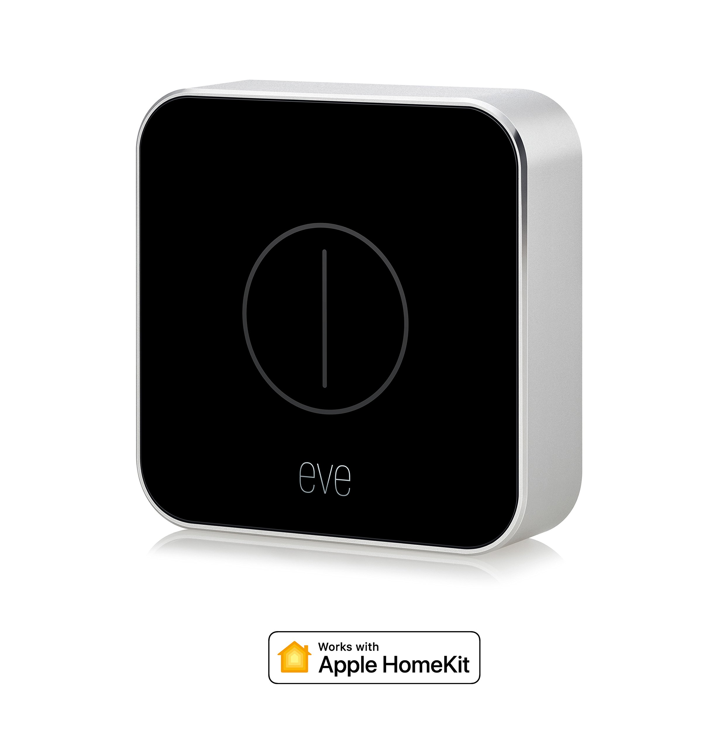 Eve Button - Connected Home Remote with Apple Homekit Technology, Bluetooth Low Energy