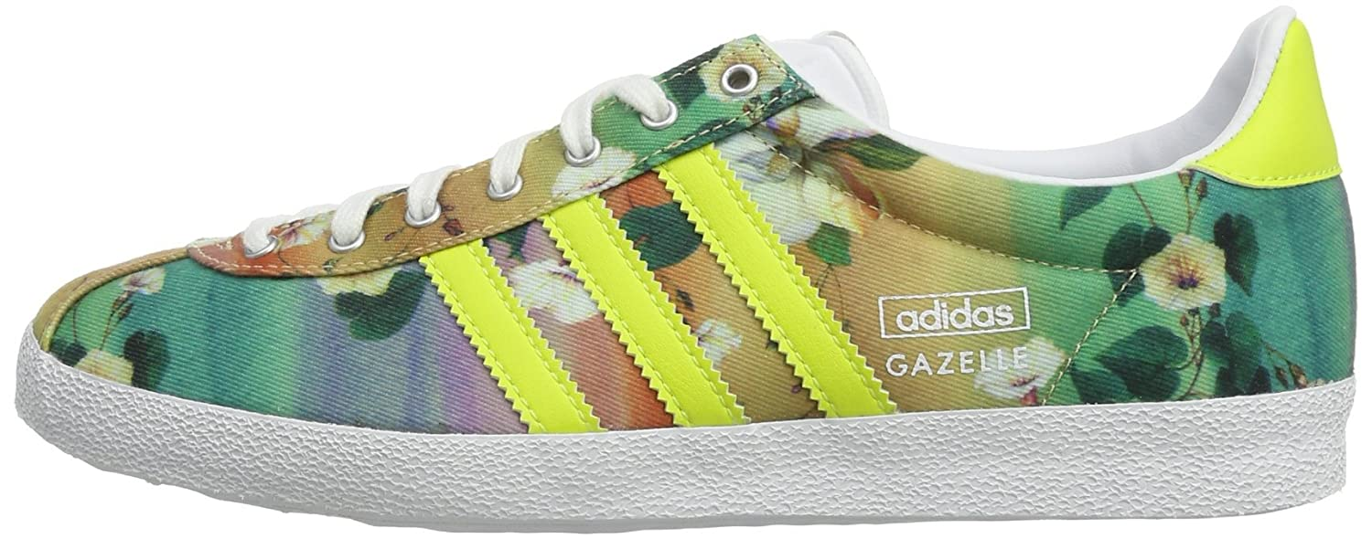 super popular dd167 19377 adidas Originals Womens Slippers D67722 White Size 4.5 UK Amazon.co.uk  Shoes  Bags