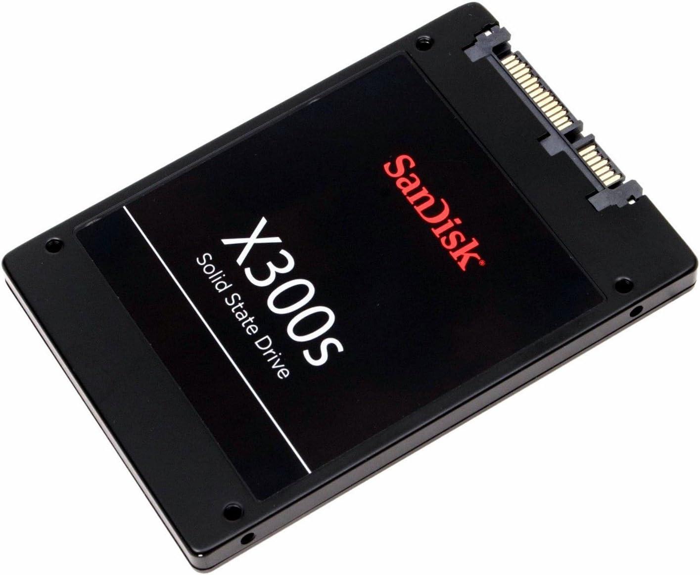 """SanDisk X300s 512GB SSD SD7UB2Q-512G SATA 6Gb//s 2.5/"""" Internal Solid State Drive"""