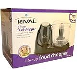 Rival 1.5-cup Food Chopper