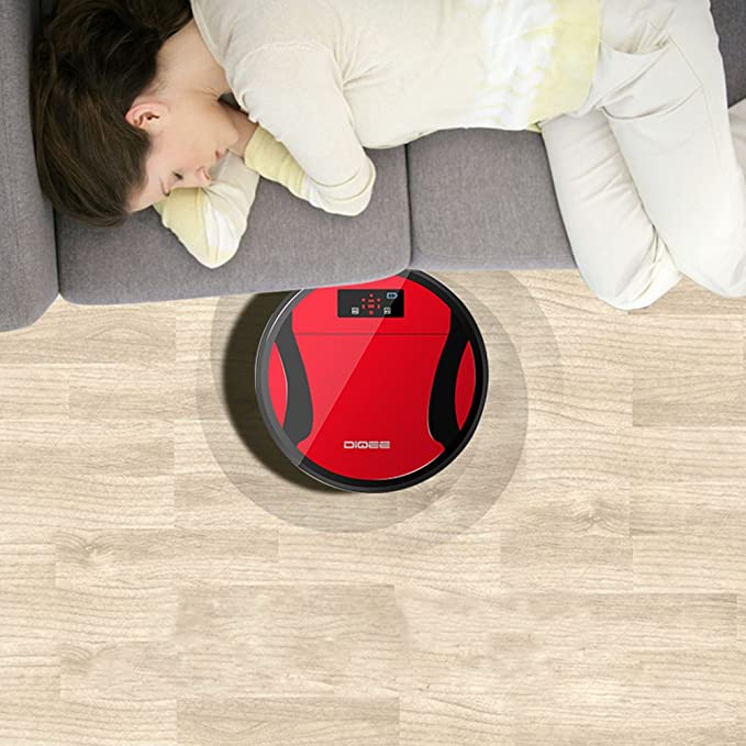 : Teckey® WIFI Staubsauger Roboter 330C mit
