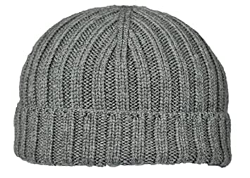 Balke Strickmutze Herren Winter Dockercap Rippstrickmutze Made In
