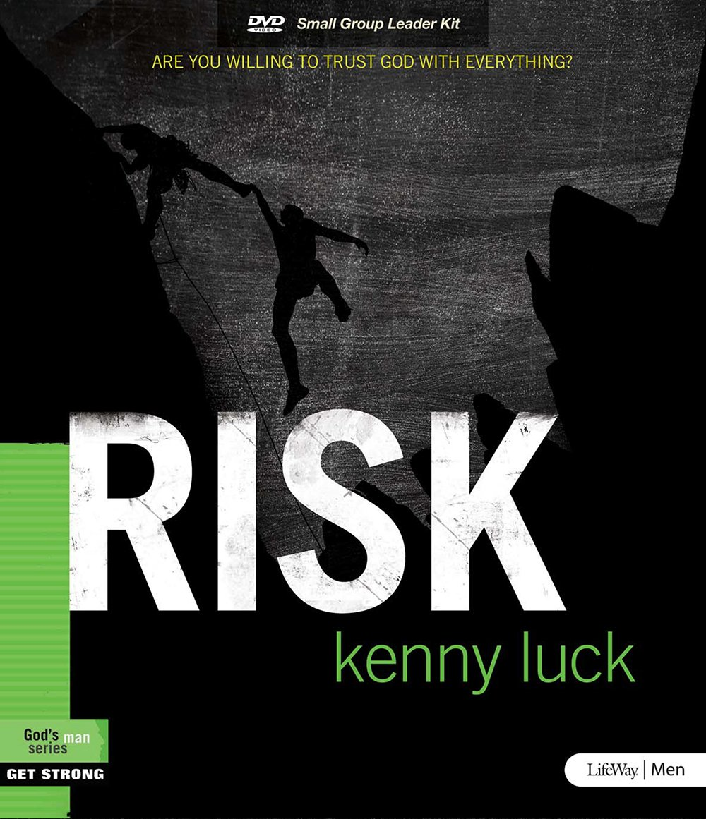 Download RISK - DVD Leader Kit: Are You Willing to Trust God with Everything (God's Man) PDF