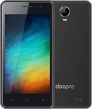Moviles Libres, DOOPRO P4 Smartphone Libre 3G (Pantalla de 4,5 ...