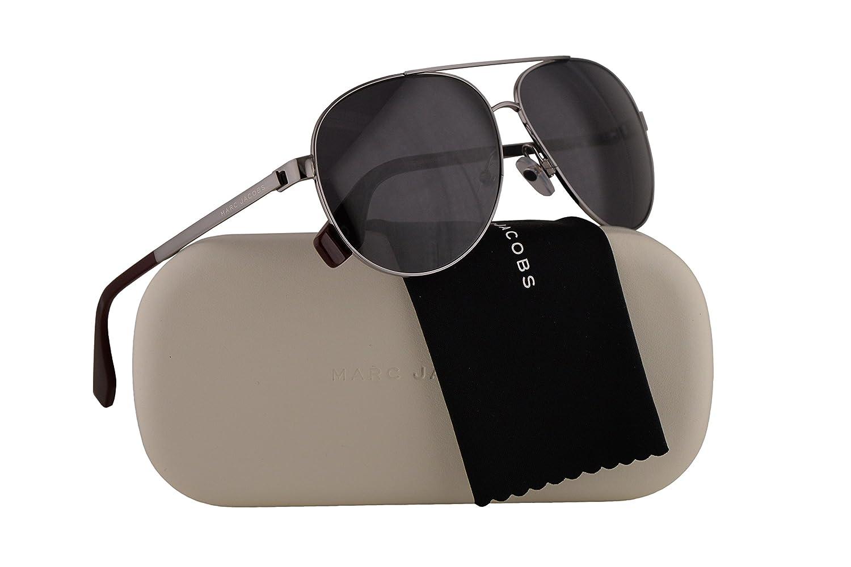 Marc Jacobs ユニセックスアダルト Marc 305/s US サイズ: L カラー: シルバー B07BK9T34L