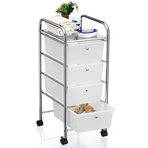 Rollcontainer bad  Bad Rollwagen SANO Rollcontainer Haushaltswagen Badtrolley ...