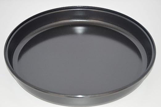 Bandeja para microondas Crispy, 25 cm: Amazon.es: Hogar