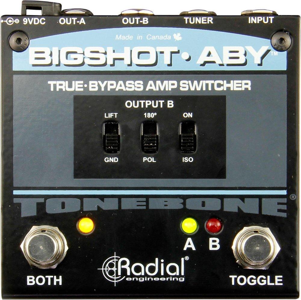 Radial トゥルーバイパススイッチャー BigShot ABY  並行輸入品 B000FKIO6M