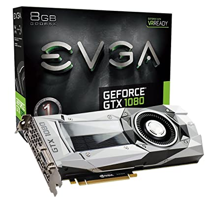 bf6fe7b2b26bdd Amazon.com  EVGA GeForce GTX 1080 Founders Edition