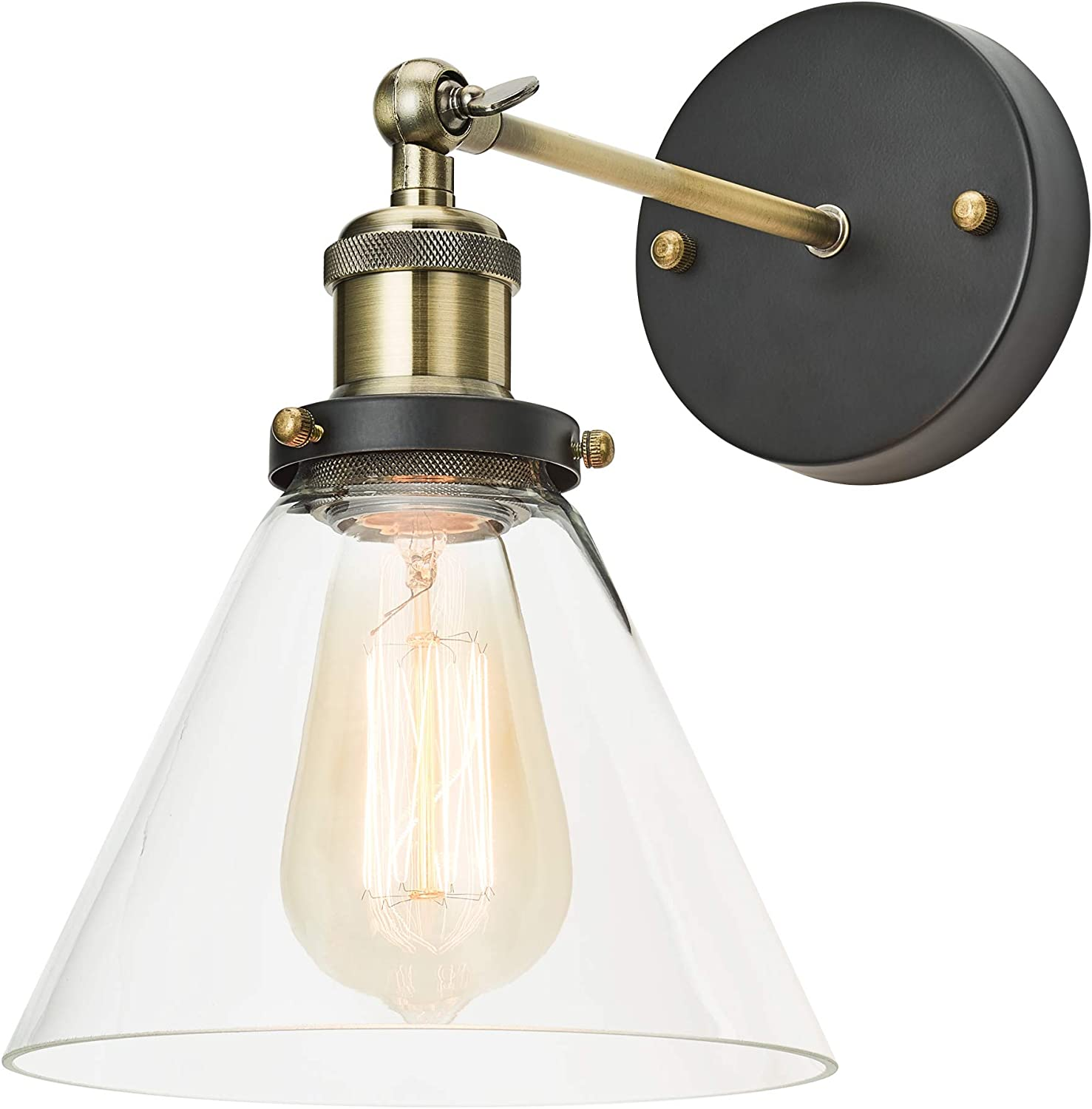 Home Luminaire 30 Almanor 30-Light Adjustable Sconce with Clear