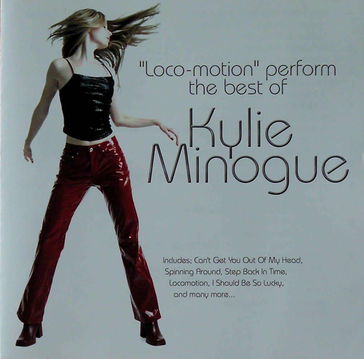 Best of Kylie Minogue: Loco-Motion: Amazon.es: Música