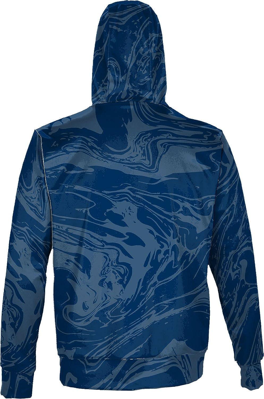 University of Southern Indiana Mens Pullover Hoodie Ripple School Spirit Sweatshirt