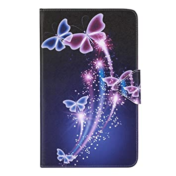 Detuosi Samsung Tab A6 101 Housse Case Avec Support Coque Pour