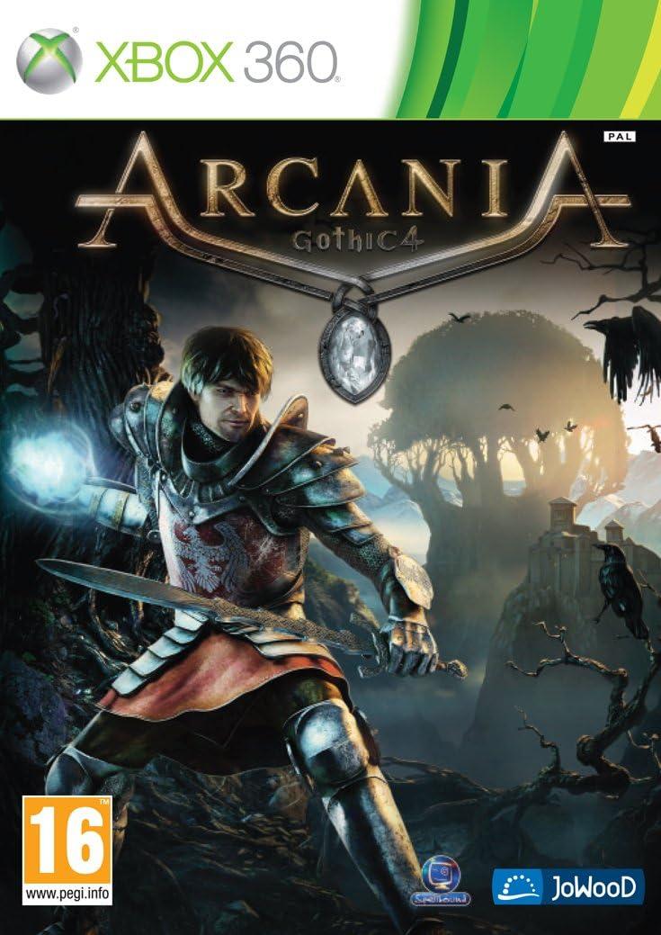 Gothic 4: Arcania (Xbox 360) [Importación inglesa]: Amazon.es: Videojuegos