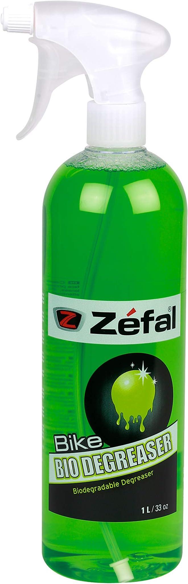 ZEFAL 9982.0 Desengrasante, Verde, 1000 ml: Amazon.es: Deportes y aire libre