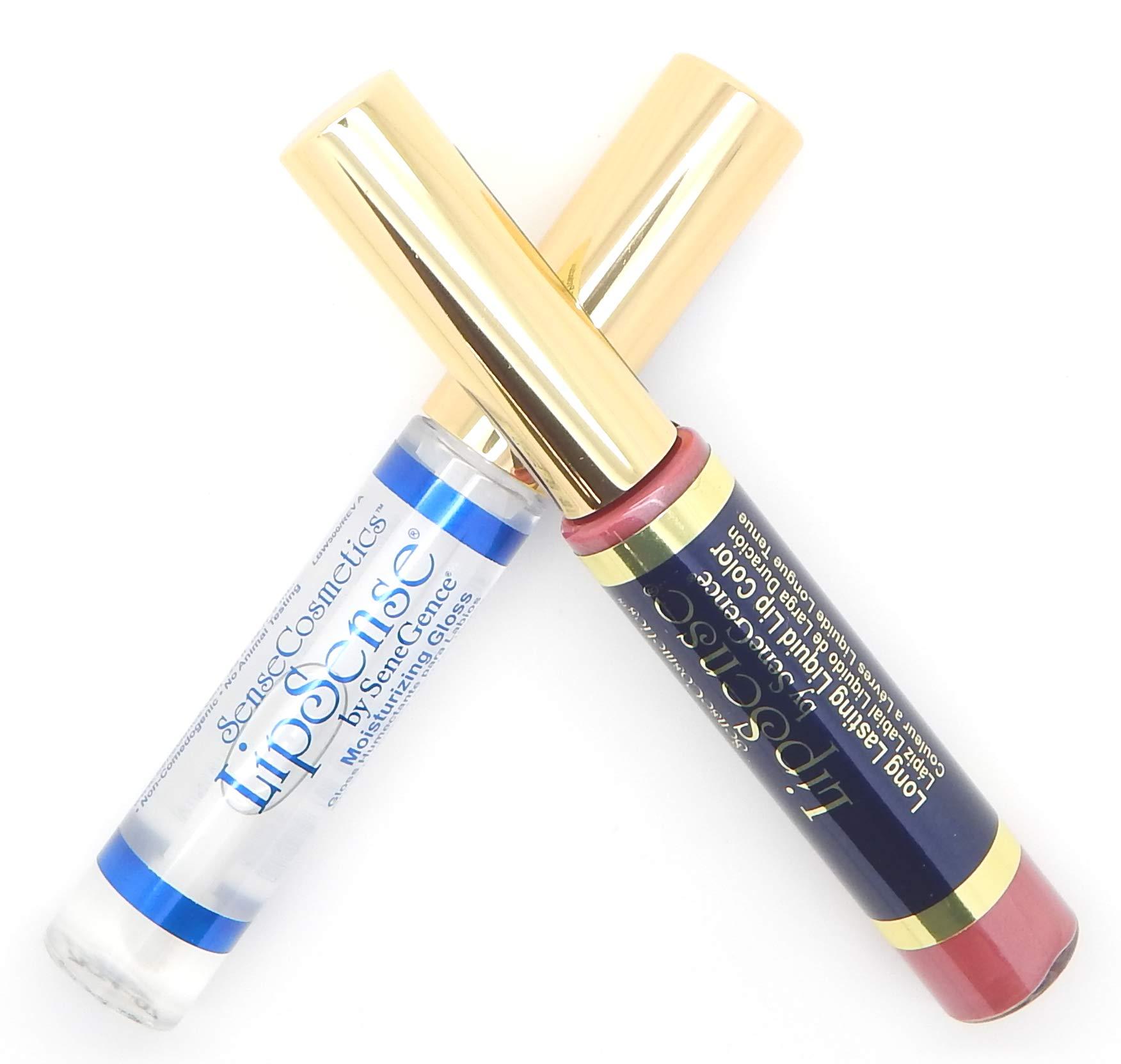 LipSense Bundle - 1 Color and 1 Glossy Gloss - CARAMEL APPLE by LipSense