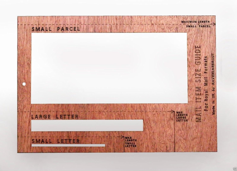 PCSL Brand - 2013 UK Royal Mail Post Office / Postal Size Guide ...