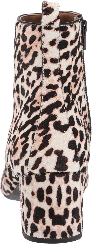 Aerosoles Women's Clayton Fashion Boot Bone Leopard