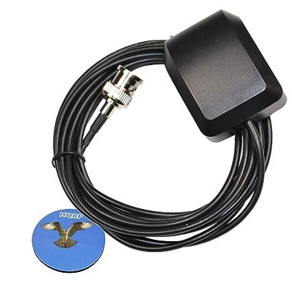 HQRP antena externa GPS para Garmin GPSMAP 478 / 492 / 495 / 496 / 498C