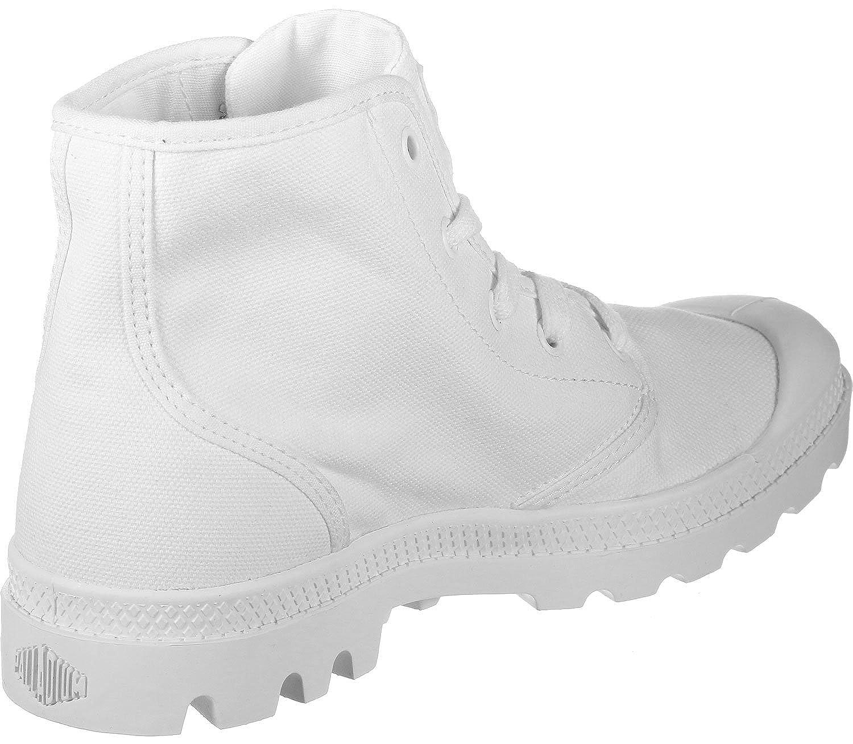 Palladium US Pampa Weiß HI F, Damen Halbstiefel Weiß Pampa 7f7f8f