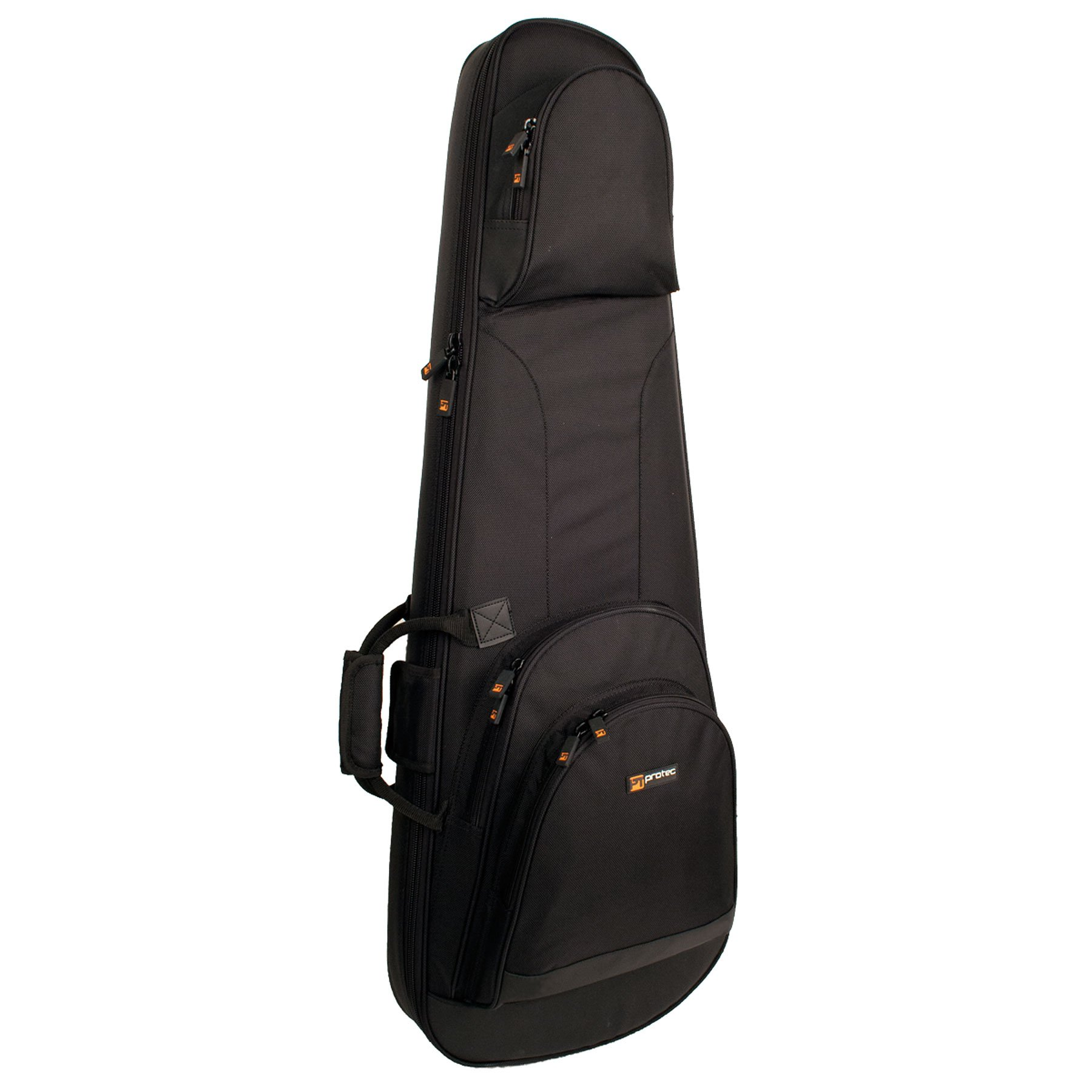 Protec CTG234 Electric Guitar Contego PRO PAC Case (Strat/Tele Type Guitars) by ProTec