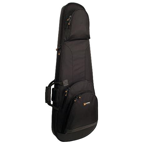 Protec CTG234 - Funda para guitarra eléctrica, color negro