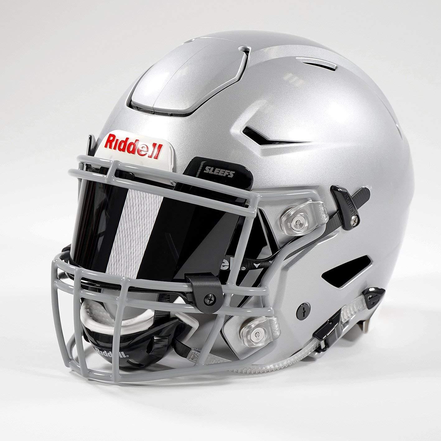 SLEEFS Black Diamond X Helmet Eye-Shield Color Tinted Visor