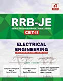 RRB-JE (Junior Engineer) CBT-2: ELECTRICAL ENGINEERING Topic wise MCQs Practice Book As per RRB syllabus (In English & Hindi)