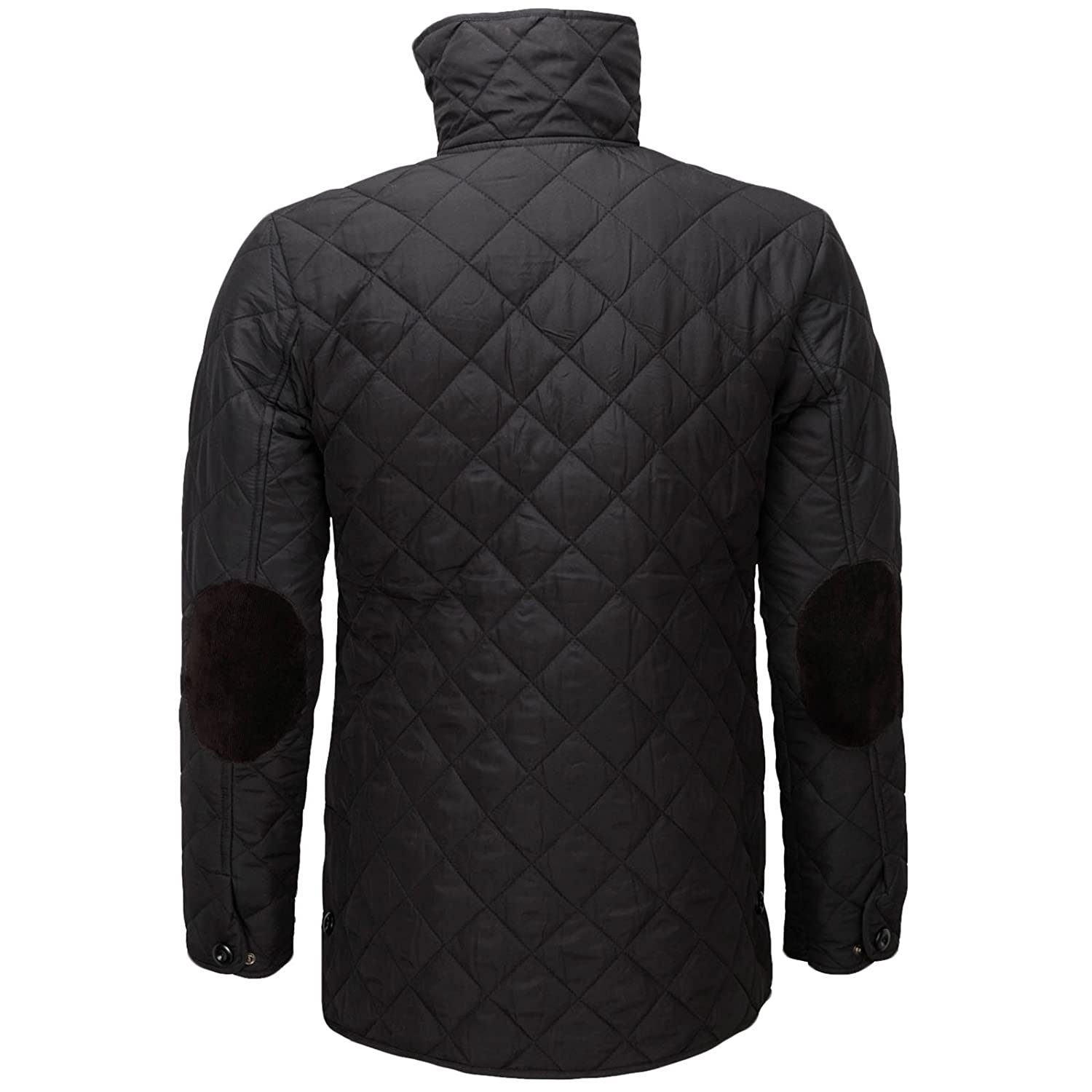 1bf0eb38f43a James Darby Mens Slim Fit Diamond Quilted Jacket: Amazon.co.uk: Clothing