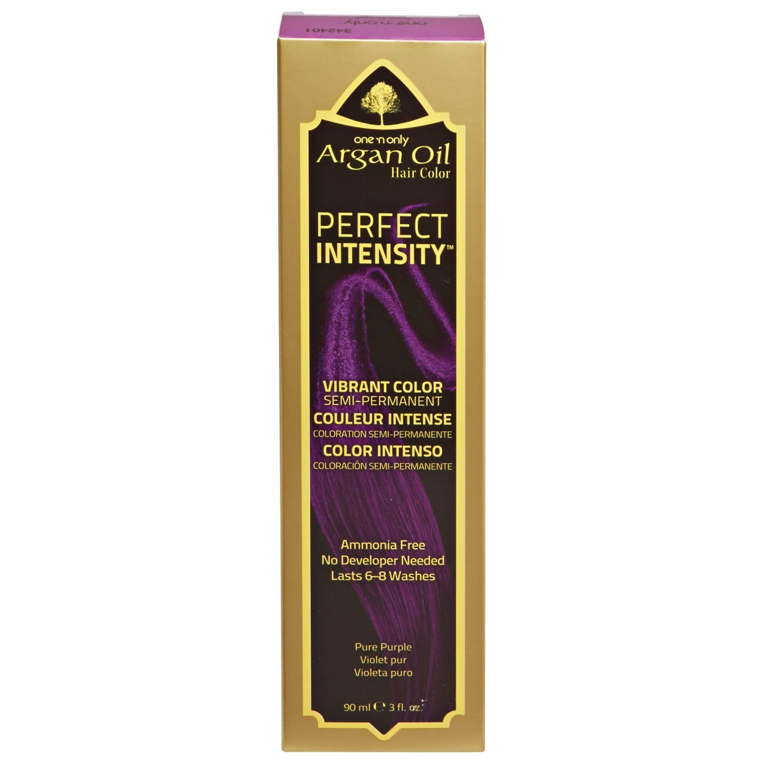 Amazon One N Only Perfect Intensity Pure Purple Semi