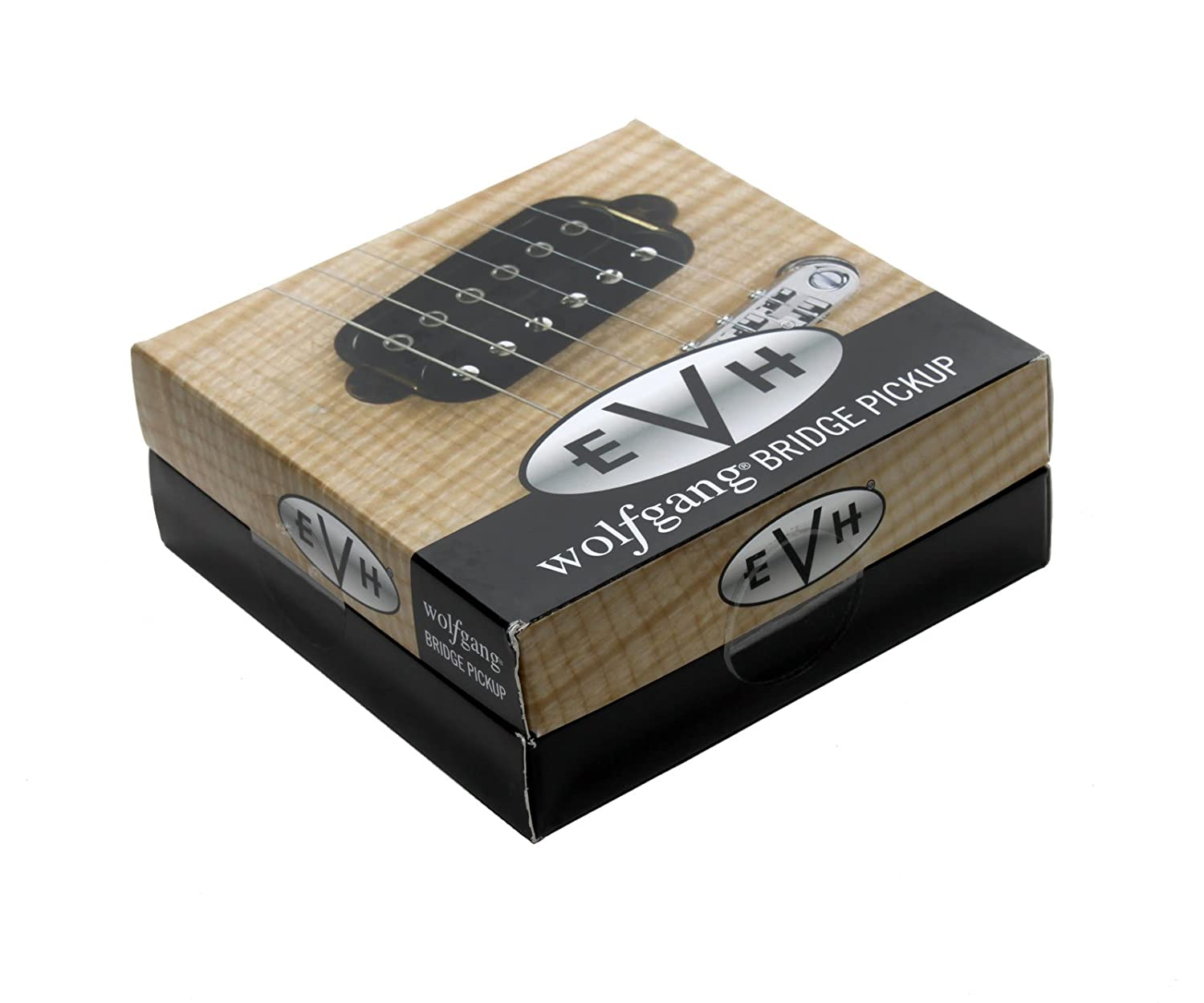 Amazon.com: Fender EVH Wolfgang Bridge Pickup - Black: Musical Instruments