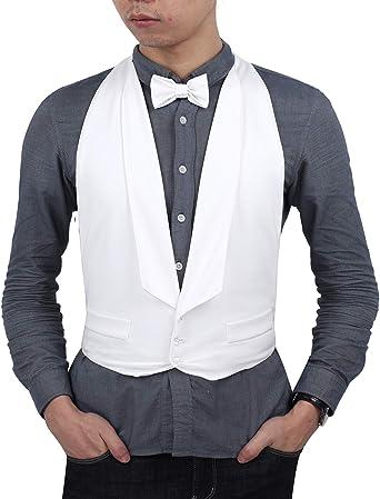 inlzdz - Vestido Formal con Cuello Halter y Escote en V sin Espalda ...