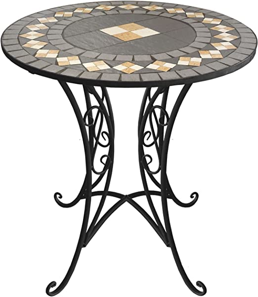 Multistore – Mesa de jardín mesa de jardín muebles de jardín mesa ...