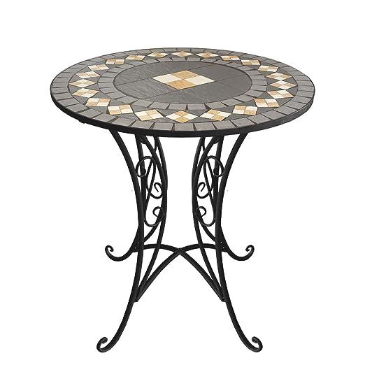 Multistore - Mesa de jardín mesa de jardín muebles de jardín mesa ...