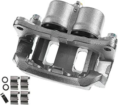 Rear OE Brake Calipers and Pads For Ford Edge Lincoln MKX Mazda CX-7