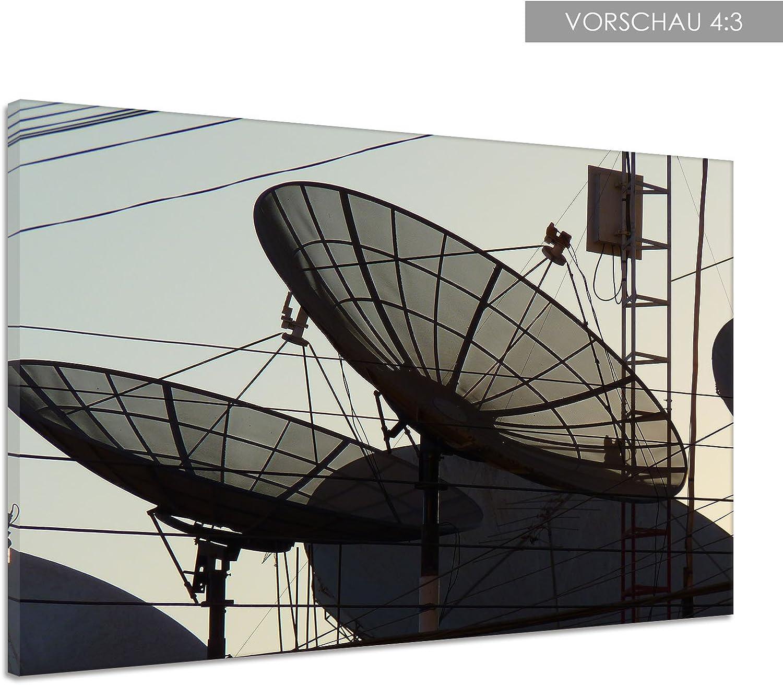 Antena parabólica Antena Parabólica Funk – Tecnología Lienzo ...