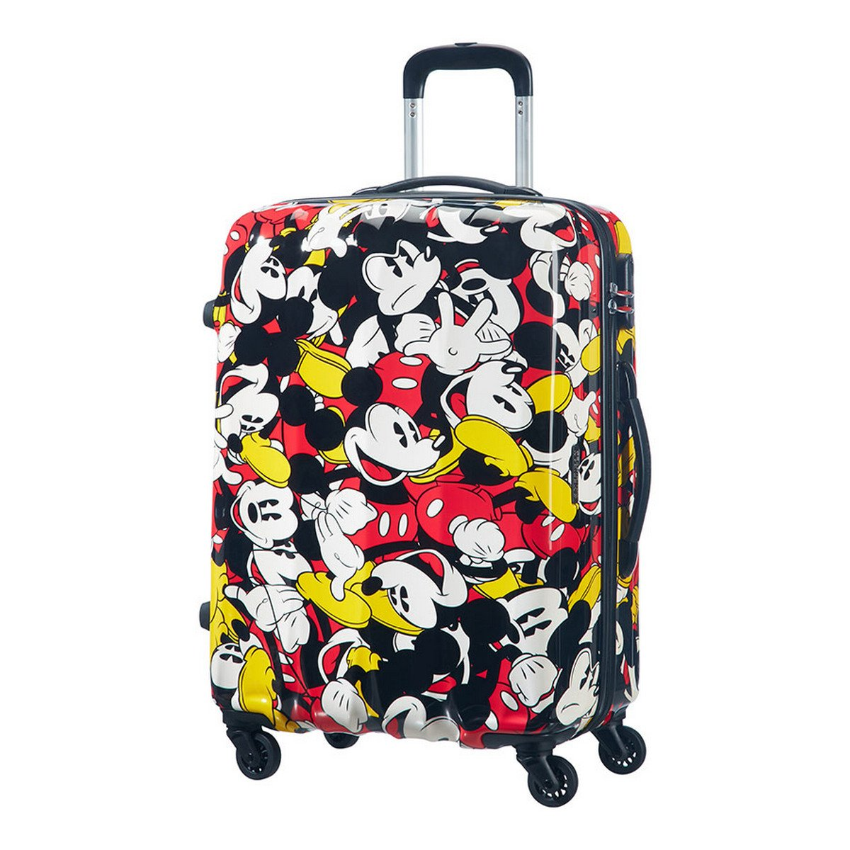 Samsonite American Tourister Disney Legends Spinner Maleta cm Litros Mickey Comics