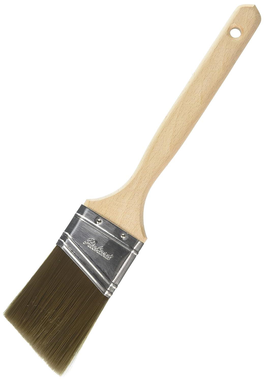 Richard 80622 Angular Paint Brush with Wood Handle 2