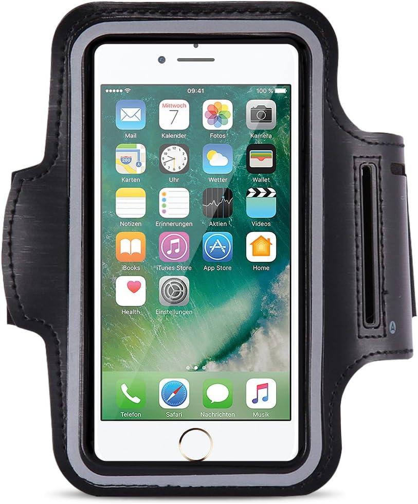 Carrera Nauci Funda para Apple iPhone Brazalete Deportivo Bolsa de Deporte