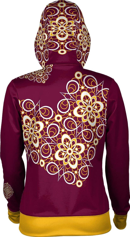 Foxy ProSphere Bethune-Cookman University Girls Zipper Hoodie School Spirit Sweatshirt