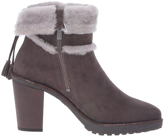 79b9b160890 Amazon.com  FRYE Women s Jen Shearling Short Winter Boot  Frye  Shoes