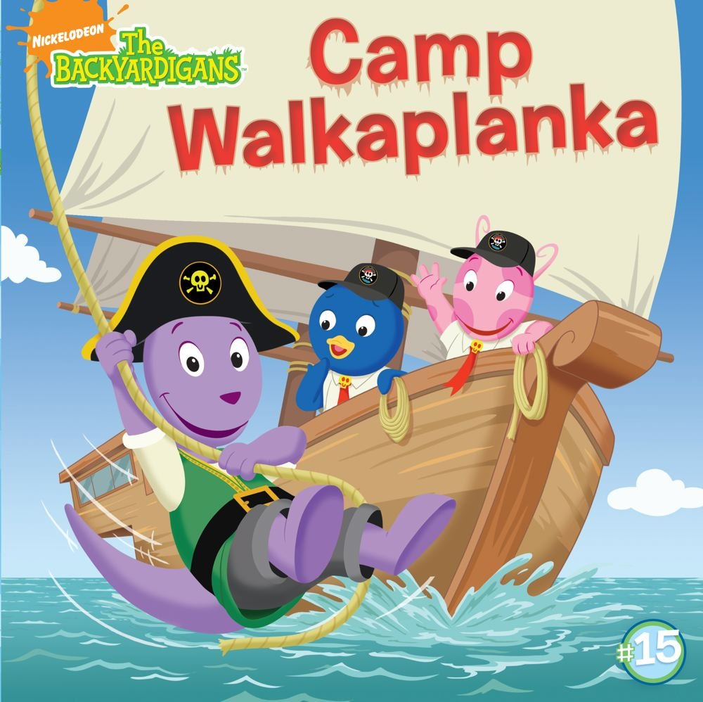 Read Online Camp Walkaplanka (The Backyardigans) pdf epub