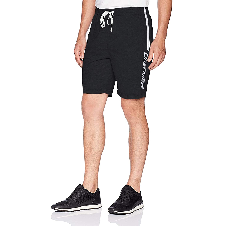 Ogeenier Men's Soccer Training Shorts Fitness shorts Running Shorts with Zipper Pocket, Breathable Lightweight Workout Shorts