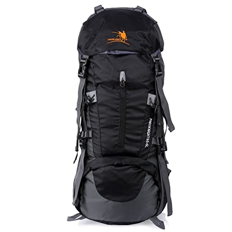 21d072677999 Freeknight Internal Frame Backpack Trekking Rucksack Large Oxford Fabric  Water Resistant Bag Pack for Outdoor Hiking