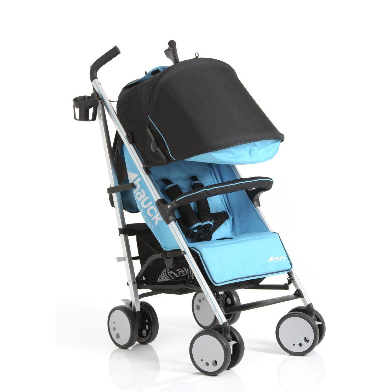 Amazon.com: Hauck Torro Buggy, color azul: Baby