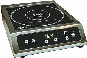 Max Burton 6530 ProChef 3000-Watt Commercial Induction Cooktop, Black