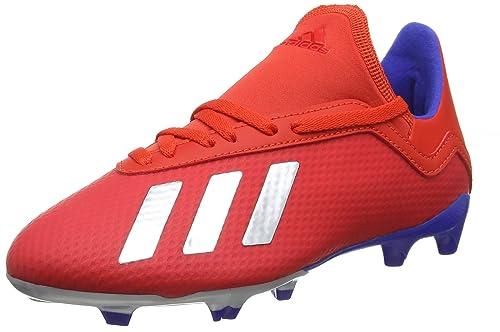 meet fe120 eceaa adidas X 18.3 Fg J, Scarpe da Calcio Unisex-Bambini, (Multicolor 000