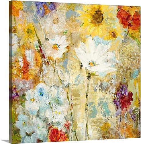 Fugue Canvas Wall Art Print